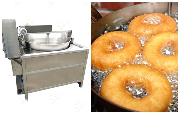Commercial Donut Fryer Machine