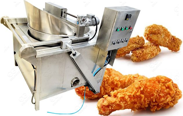Commercial Broast Chicken Frying Machine