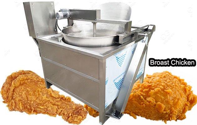Electric Chicken Broast Fryer Machine