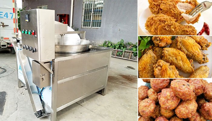 Electric Broast Fryer Machine For Sale