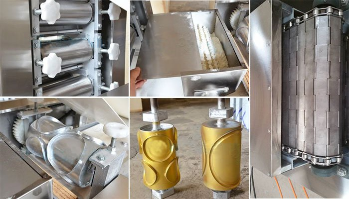 Commercial Kuboos Chapatti Making Machine
