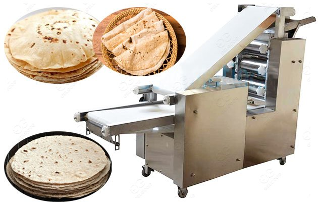 Commercial Chapatti Making Machine
