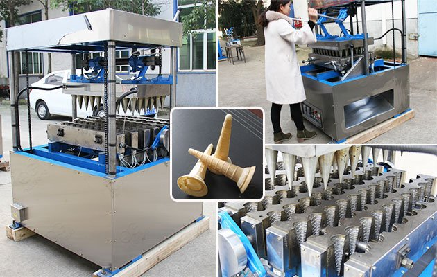Commercial Ice Cream Cone Machine Factory Price