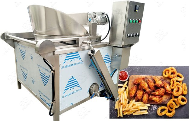 Electric Deep Fyer Machine For Fried Food