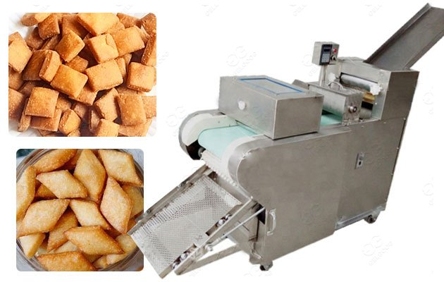 Stainless Steel Shankarpali Cutting Machine In India