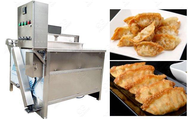 Dumpling Fyer Machine Automatic