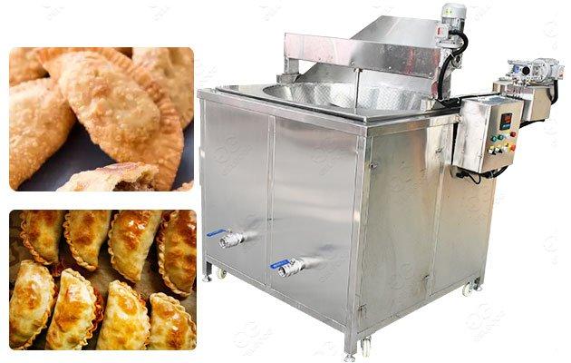 Saltenas Empanadas Fryer Machine