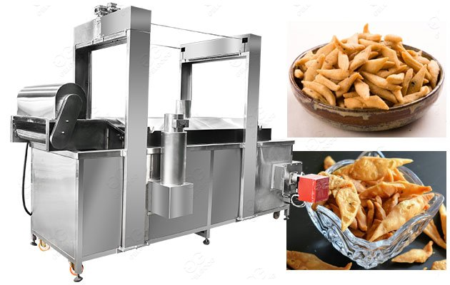 Automatic Nimki Snack Frying Machine