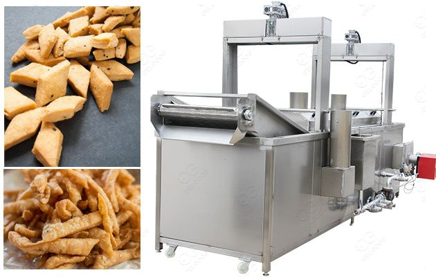 Automatic Shakar Paray Frying Machine