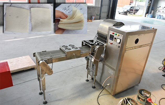 Professional Crepe Machine Price