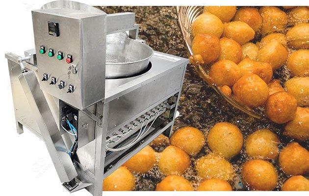 Kaimati Frying Machine For Sale