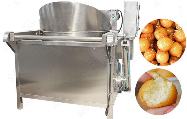 Kaimati Dough Fryer Machine