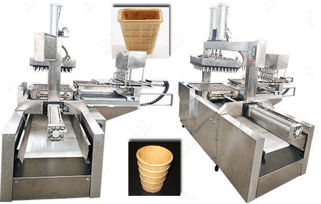 Quality Ice Cream Stakanchik Baking Machine
