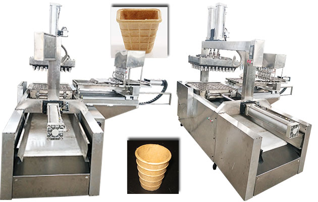 Russian Ice Cream Stakanchik Baking Machine in High Quality