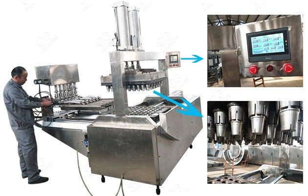 Stakanchik Cup Making Machine