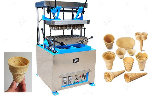 Semi Automatic Wafer Cone Machine