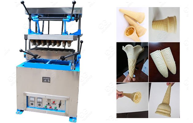 Ice Cream Cone Baking Machine Price