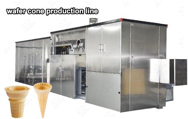 Wafer Cone Machinery