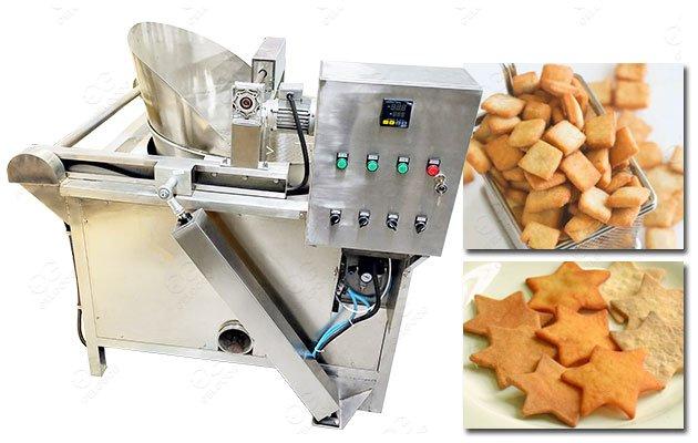 Frying Chin Chin Machine