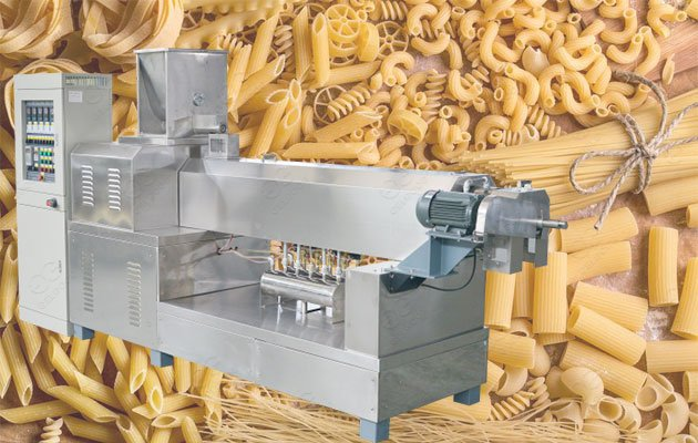 Industrial Macaroni Production Line