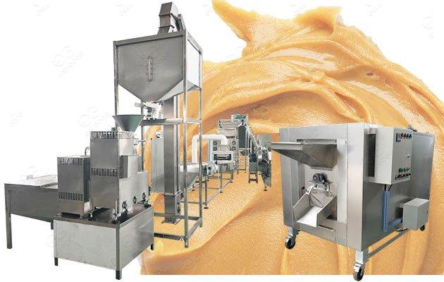 Peanut Butter Manufacturing Machine Price
