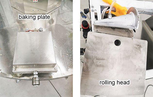 Suagr Cone Making Machine