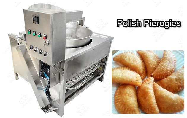 Pierogi Fryer Machine