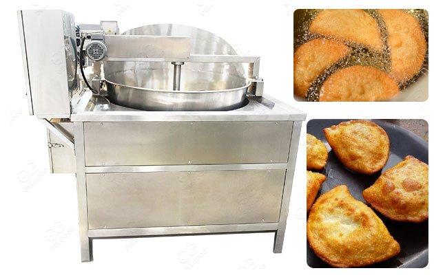 Pierogi Frying Machine For Sale