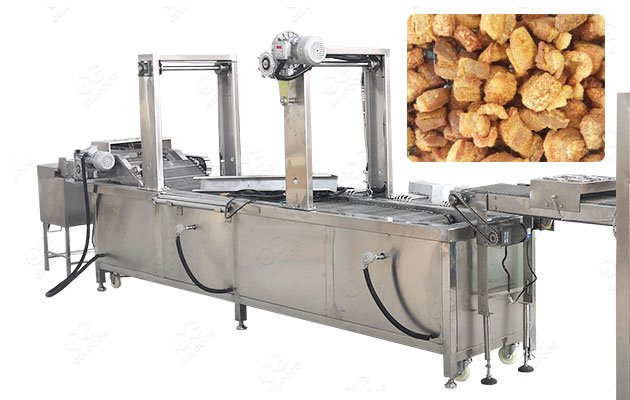 Automatic Pork Cracklins Frying Machine