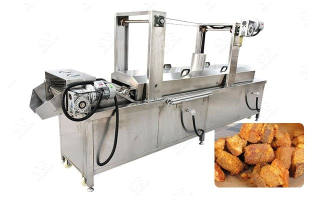 Fried Pork Cracklins Machine