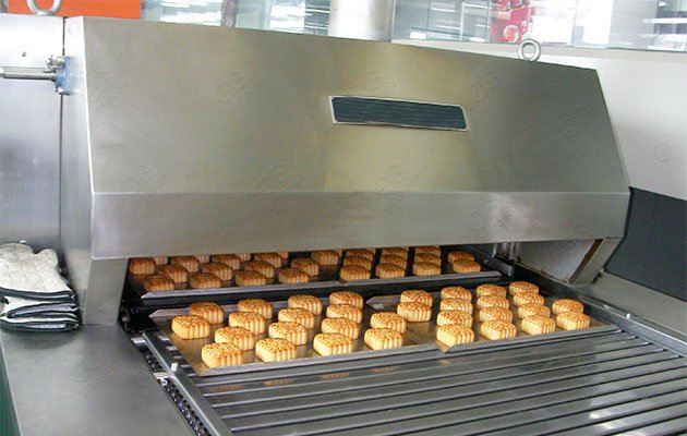 Industrial Bread Tunnel Oven For Sale