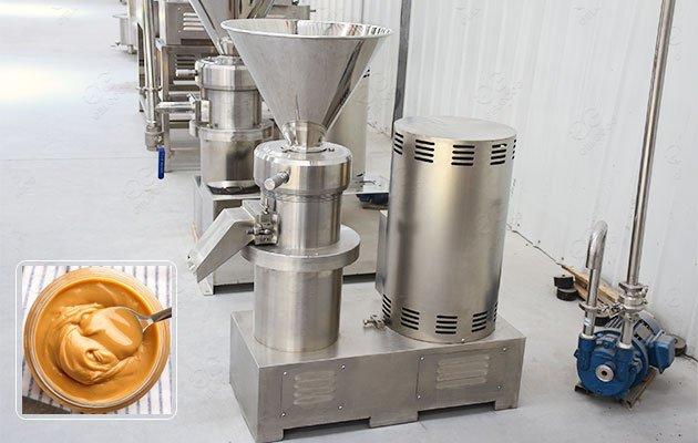 Peanut Sauce Making Machine