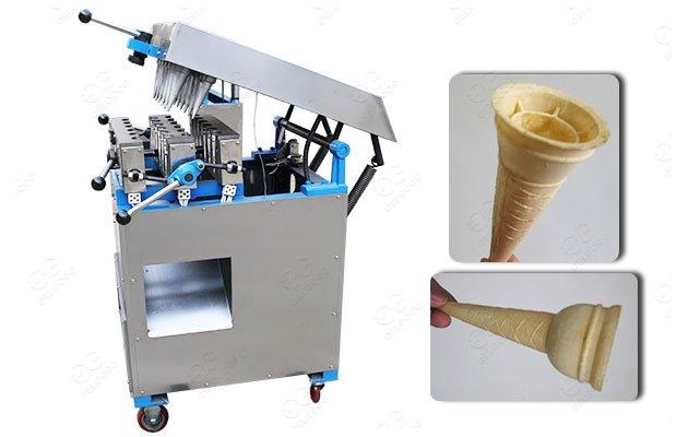 Ice Cream Cone Maker Semi Automatic