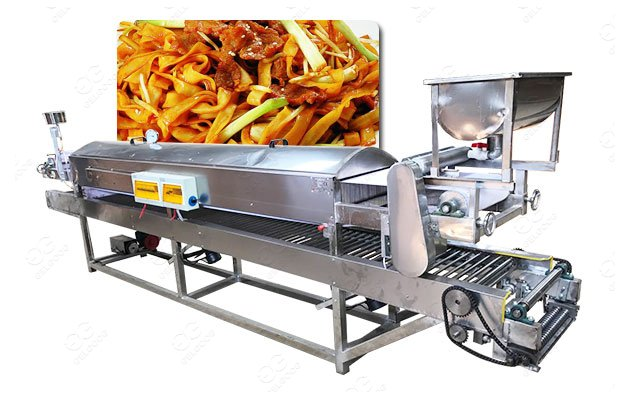 Commercial Pad Thai Machine