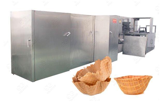 Waffle Bowl Product Line