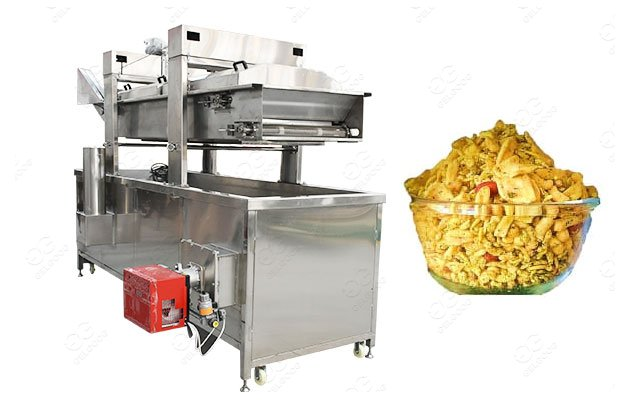 Automatic Namkeen Frying Machine Price