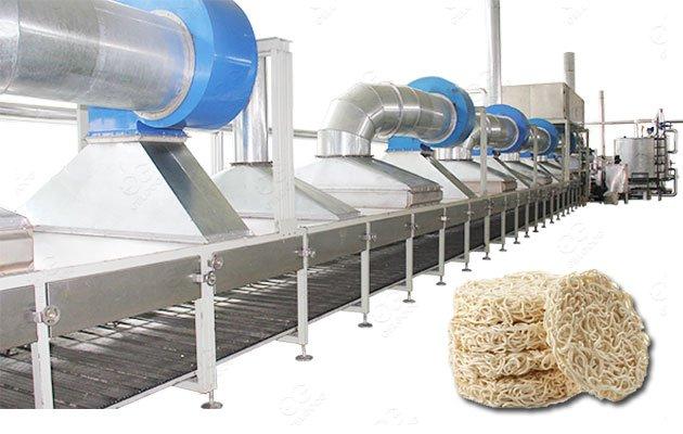 Non Fried Noodle Production Line
